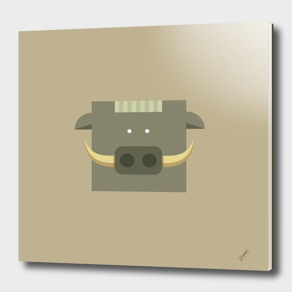 Cubic Warthog