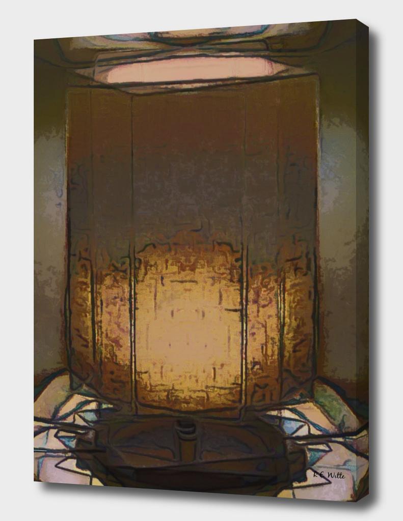 Lamp Shadows, pt 1