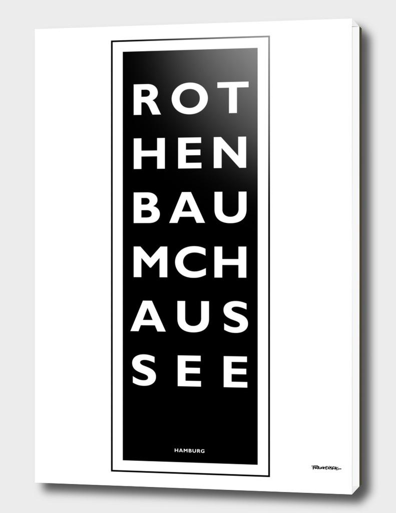 Rothenbaumchaussee - Hamburg