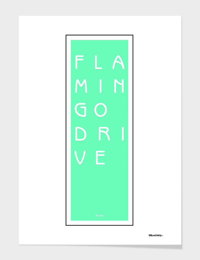 Flamingo Drive - Miami