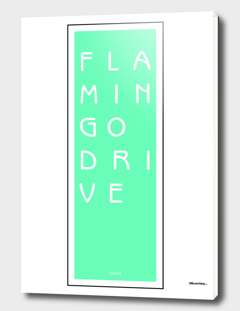 Flamingo Drive - Miami