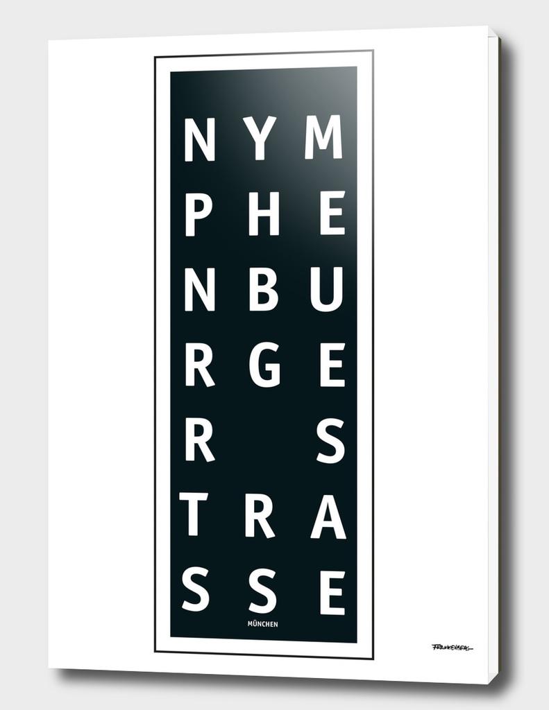 Nymphenburger Strasse - München