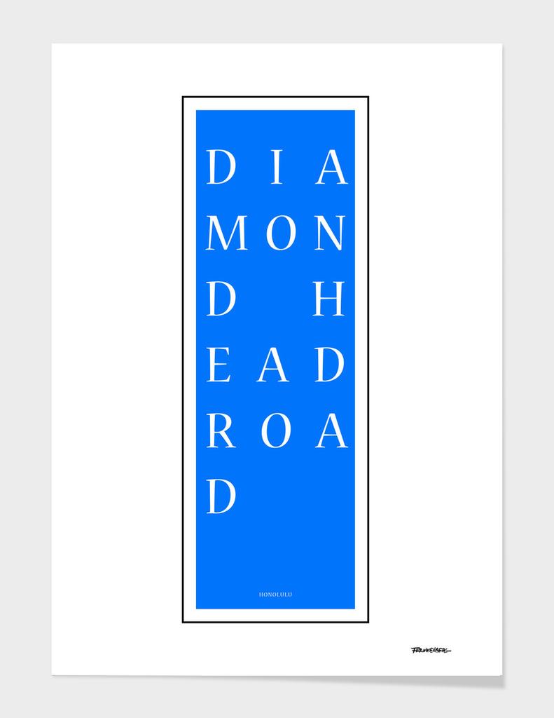 Diamond Head Road - Honolulu