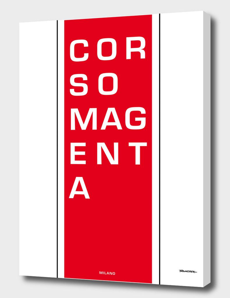 Corso Magenta - Milano