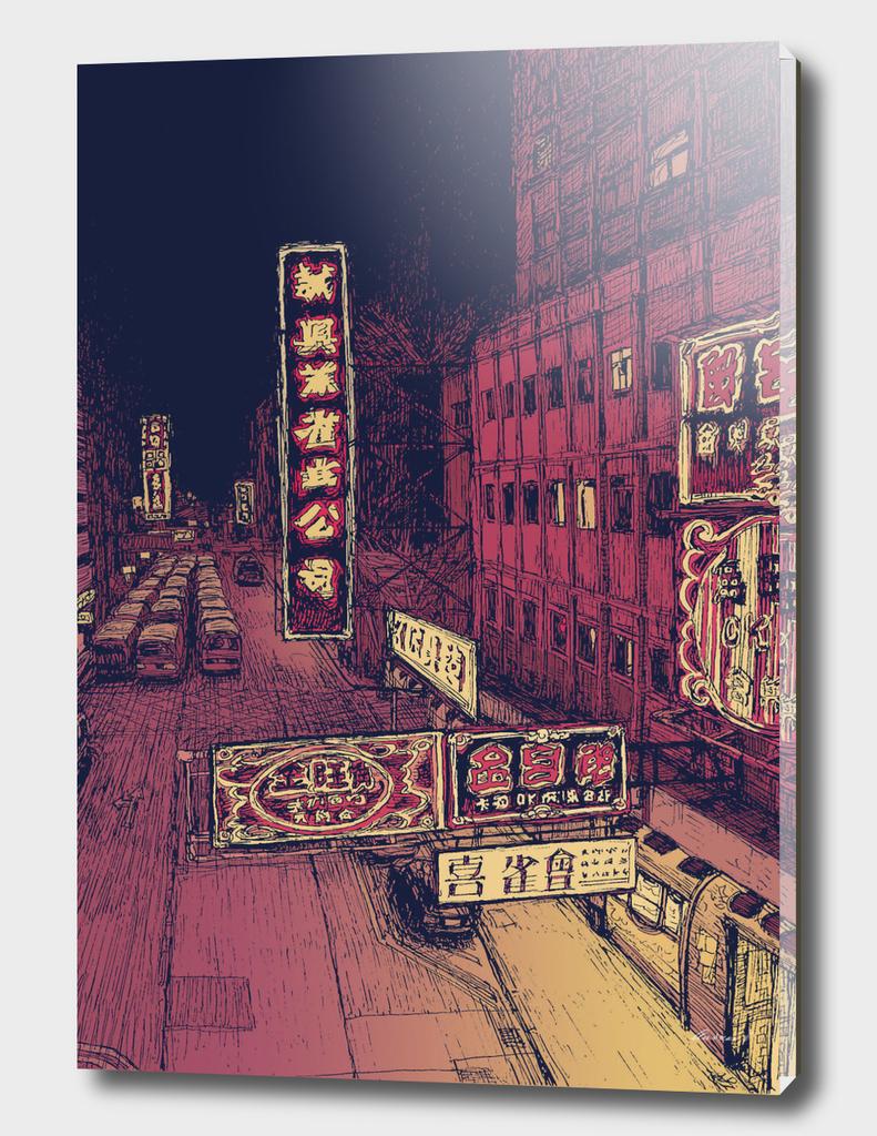 Mong Kok Nights