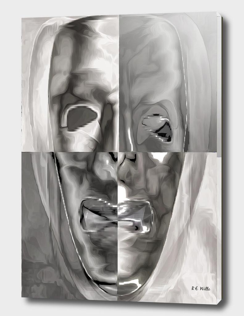 Masque Headshot