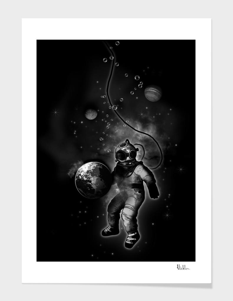 Deep Sea Space Diver