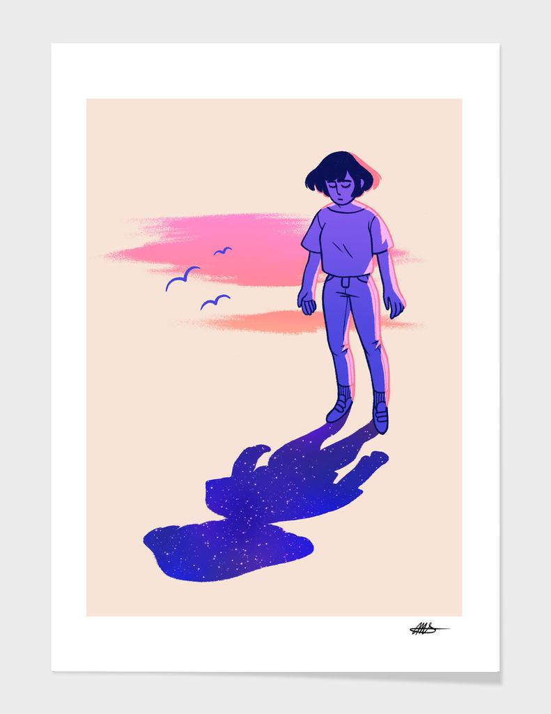 spaceshadow