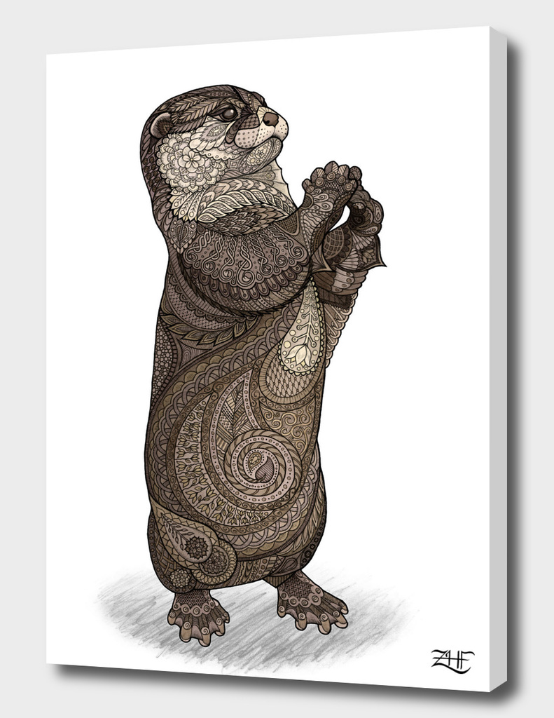 Infatuated Otter