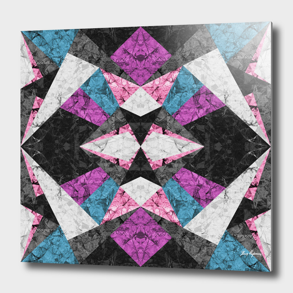 Marble Geometric Background G438
