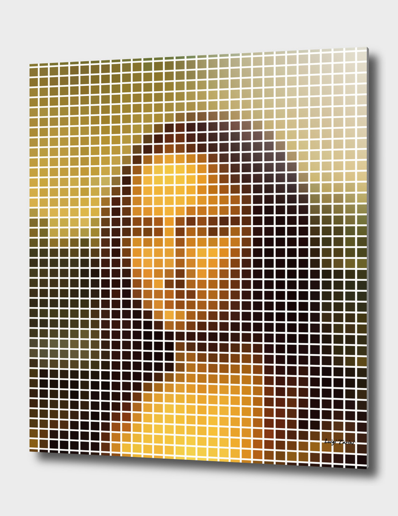 Mona Lisa Deconstructed