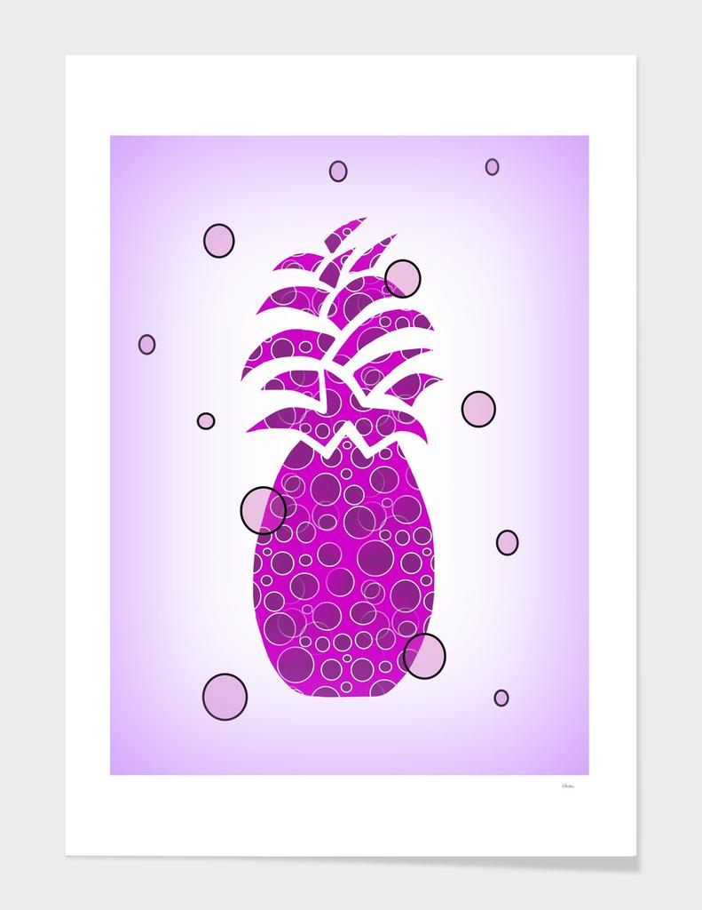 Pineapple In Purple