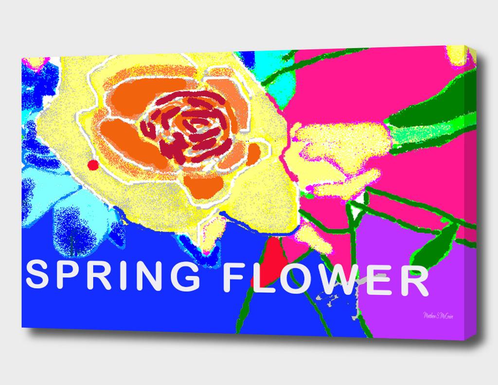 Spring-17 flower