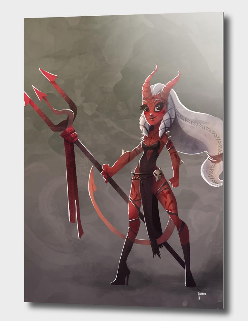 Cute Demoness