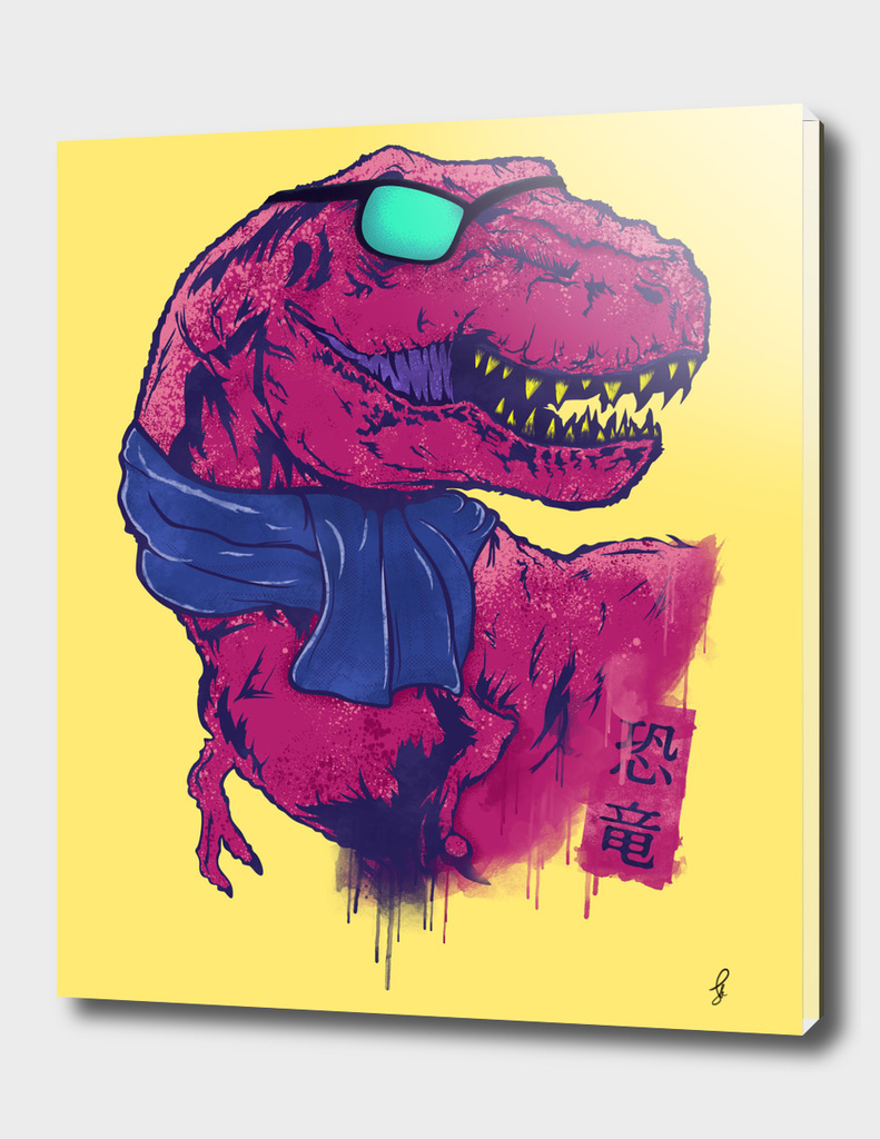 Hipster Dino