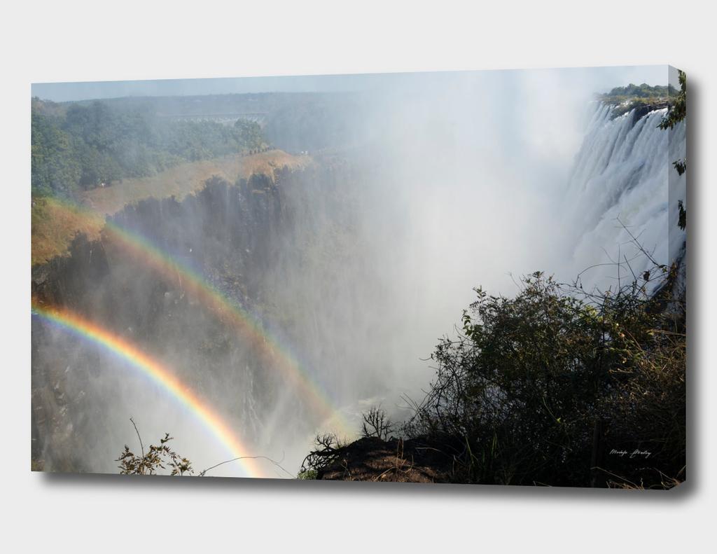 Rainbows of Falls