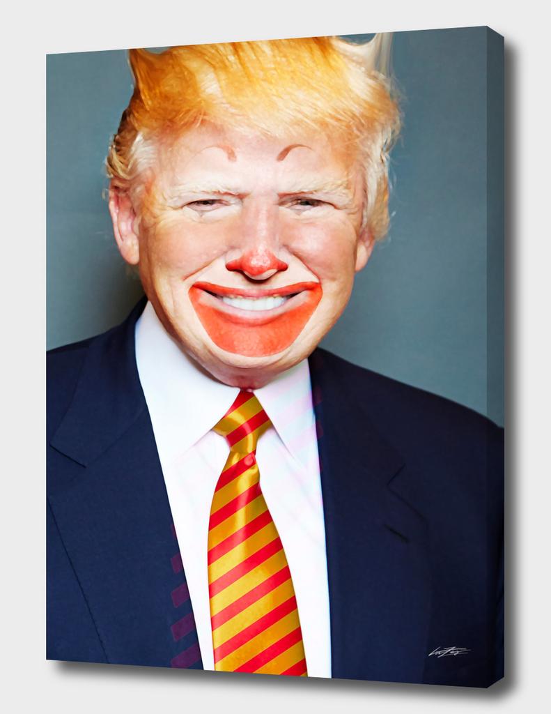 McDonald Trump