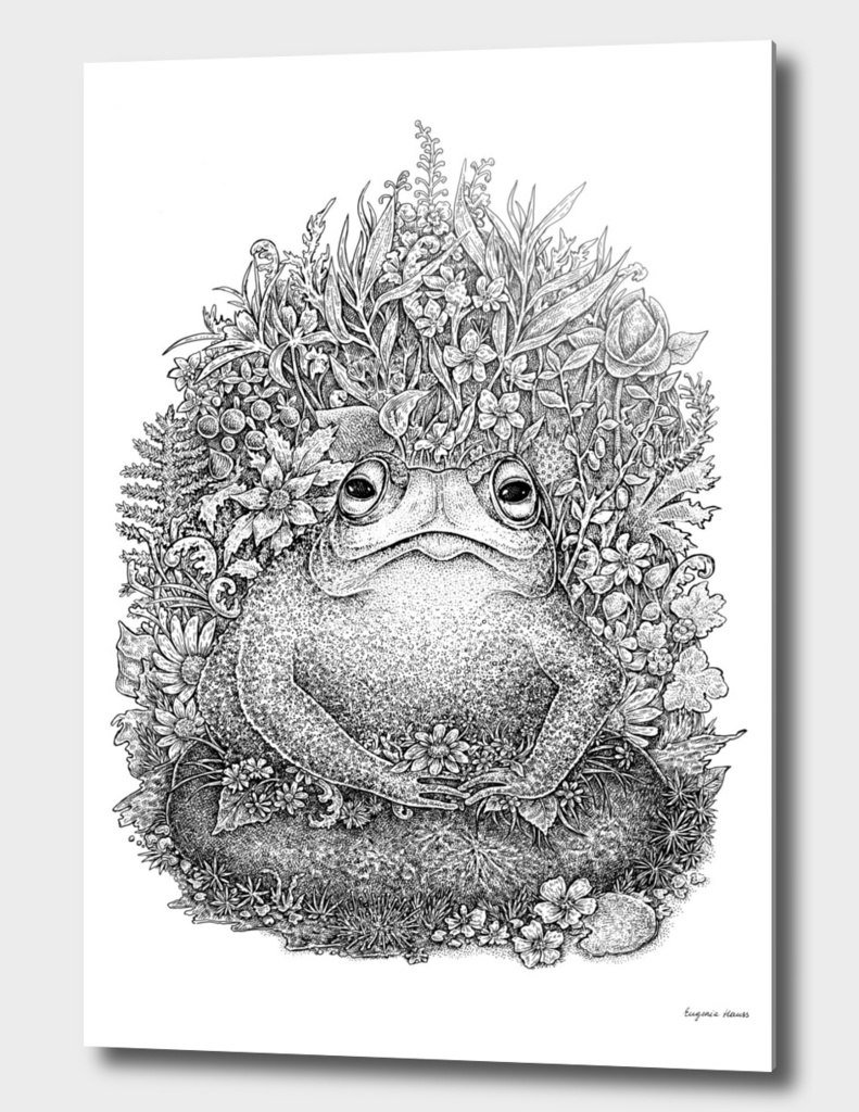 Her Majesty Toad