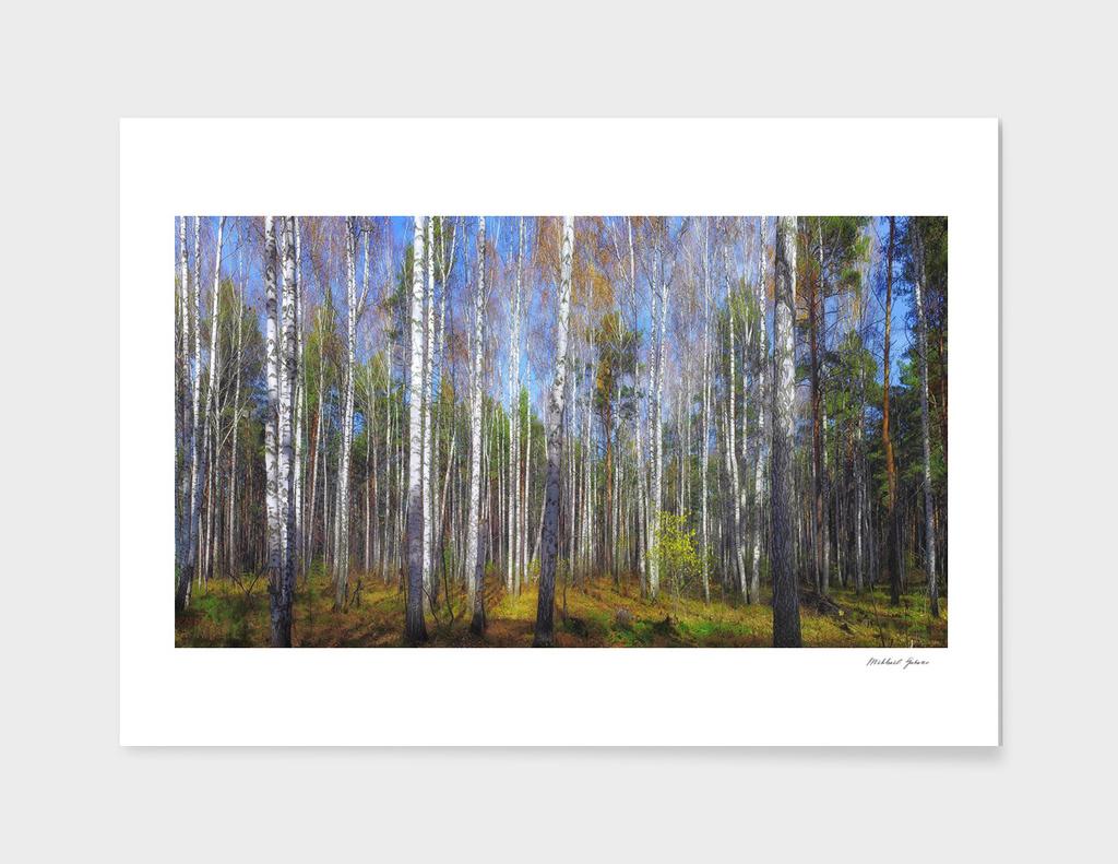 Fall grove