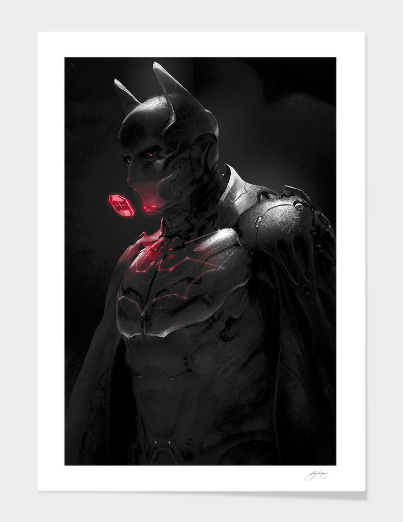 Batman Future fanart