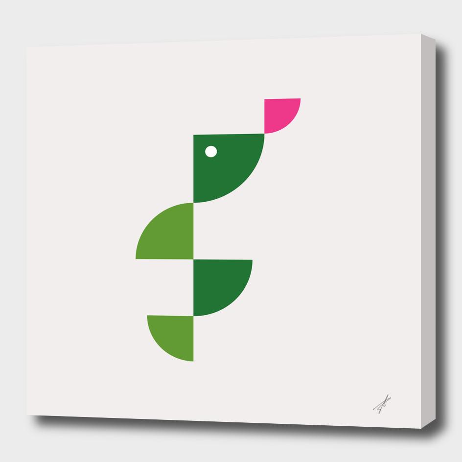Quadrant Snake