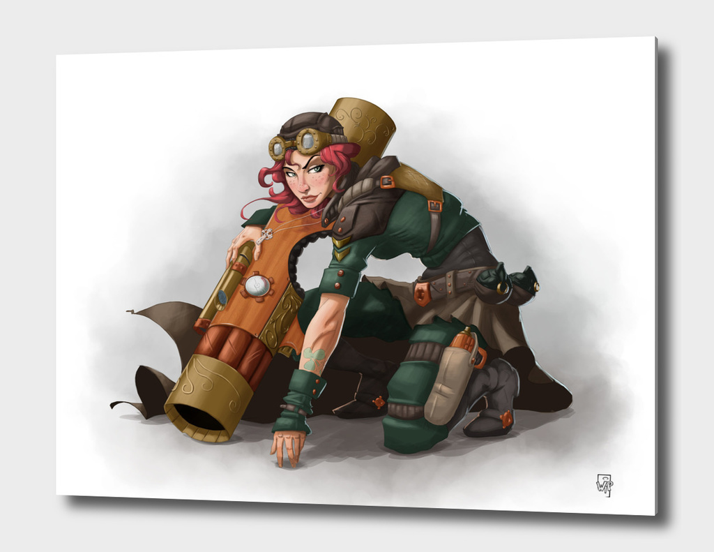 Cora-the-Cannoneer