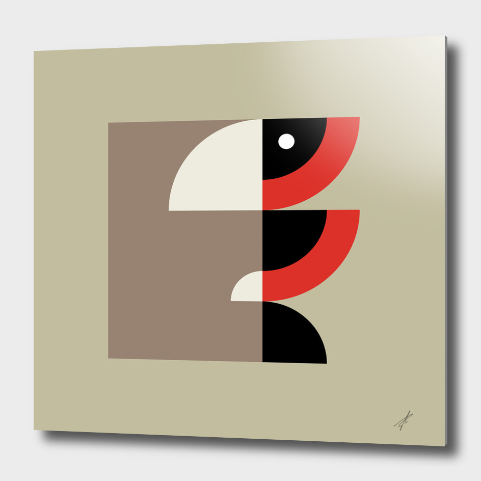 Quadrant Woodpecker