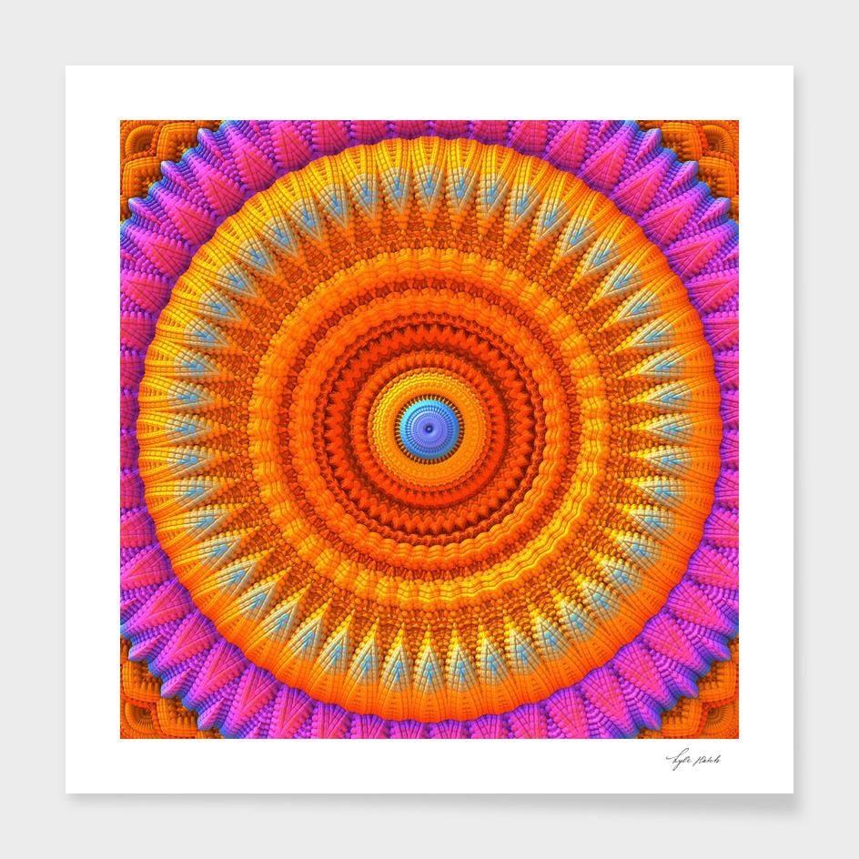 Wide Awake Mandala