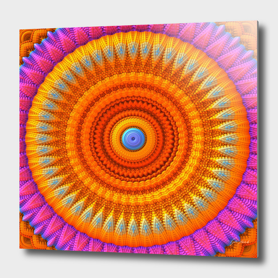 Wide Awake Mandala