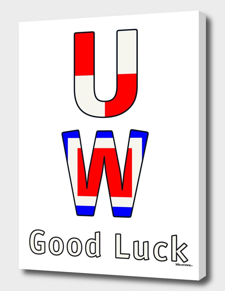 Navy Alphabet - Nautical Flag Code - Good Luck