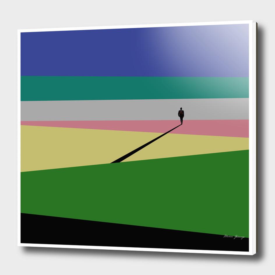 colorful landscape I