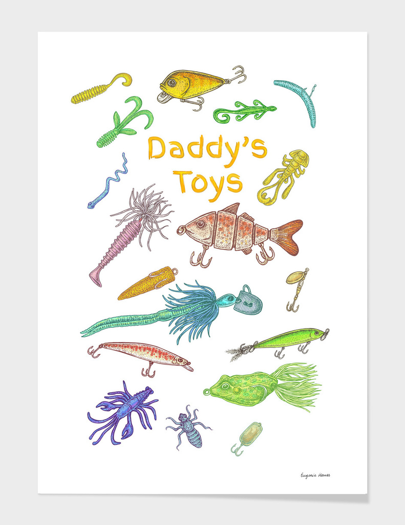 Daddy's Toys