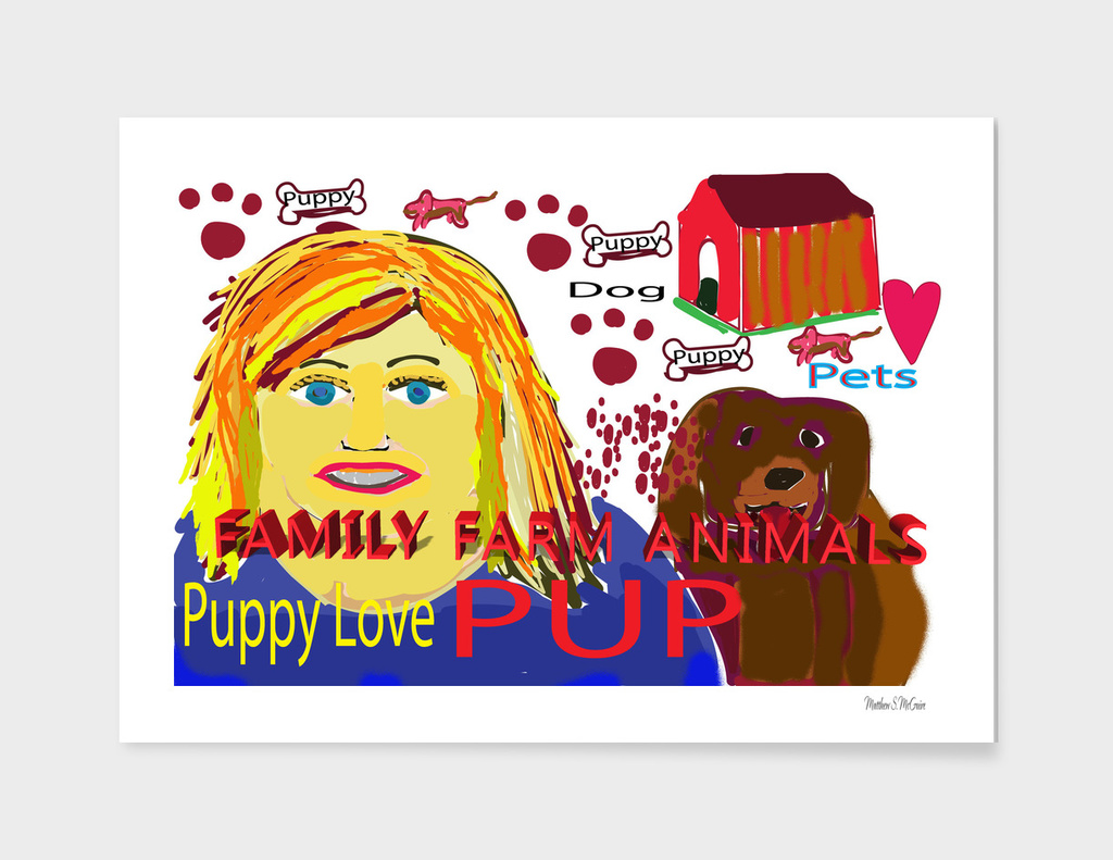 jaycee-Farm Puppy
