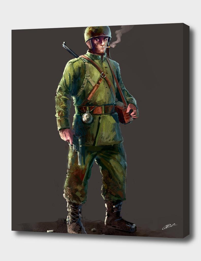 soldat-v-kaske