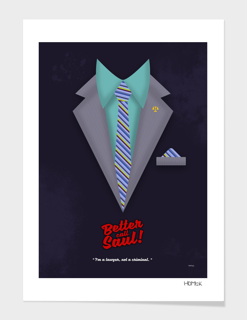 Better Call Saul - Suit No. #2