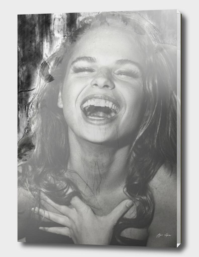 Positive Girl Smile