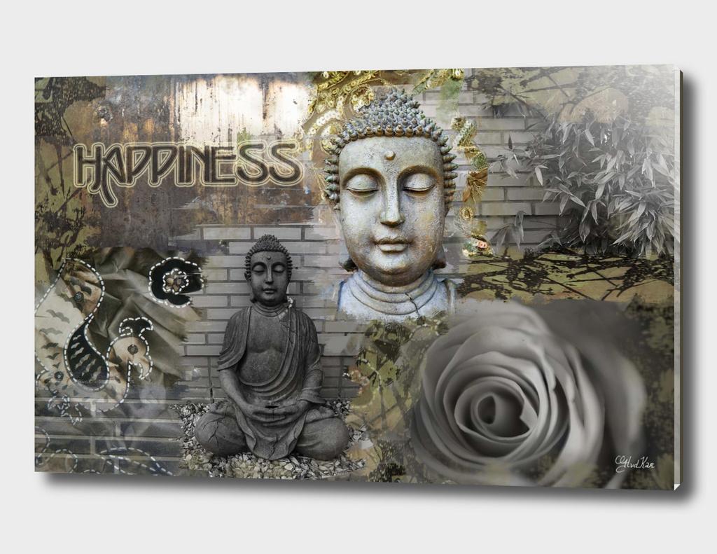 Happiness Buddha