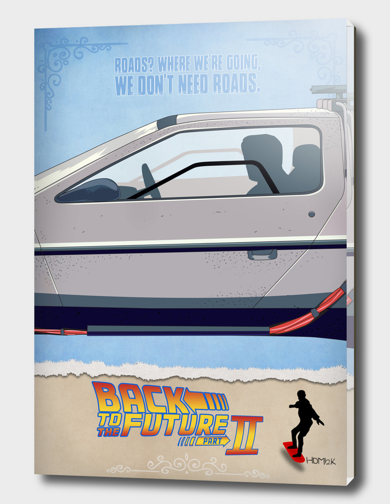 Back to the Future - Minimal Movie - Part 2 of 3 Alternative