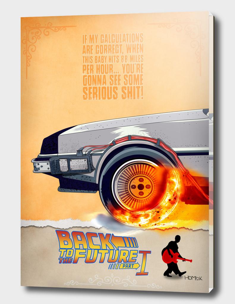 Back to the Future - Minimal Movie - Part 1 of 3 Alternative