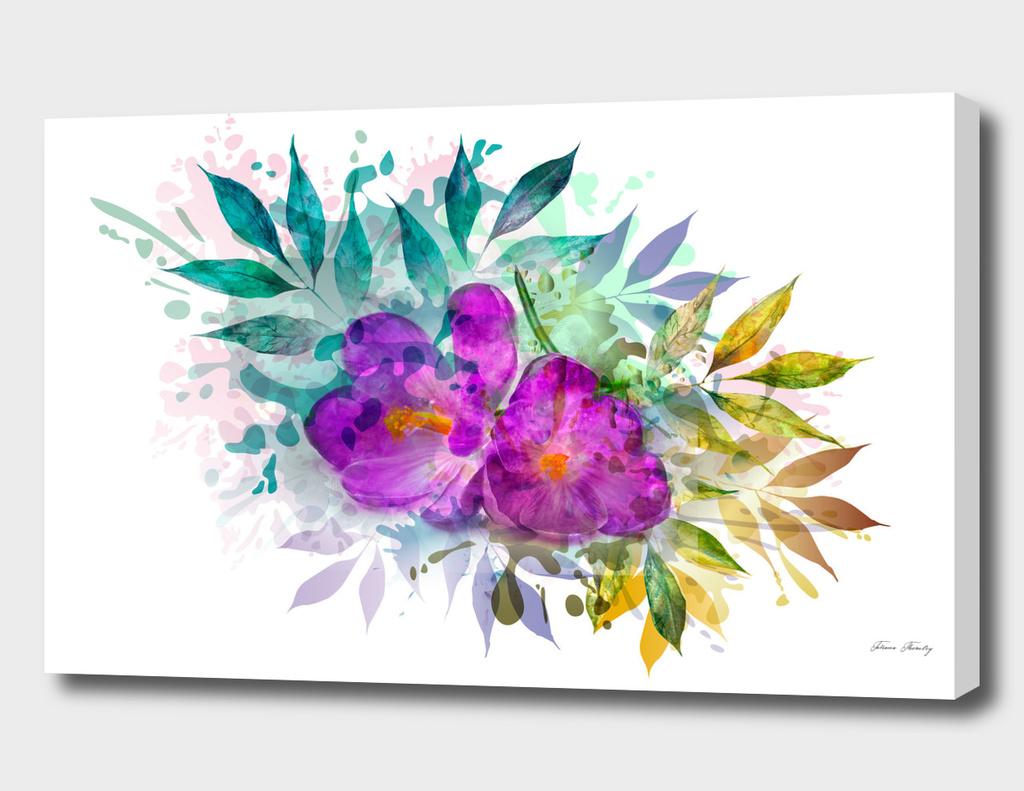 crocus watercolour-01