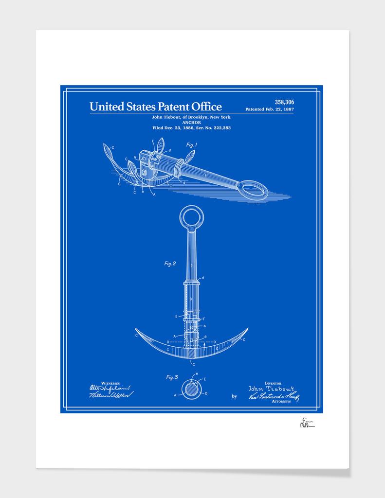 Anchor Patent - Blueprint
