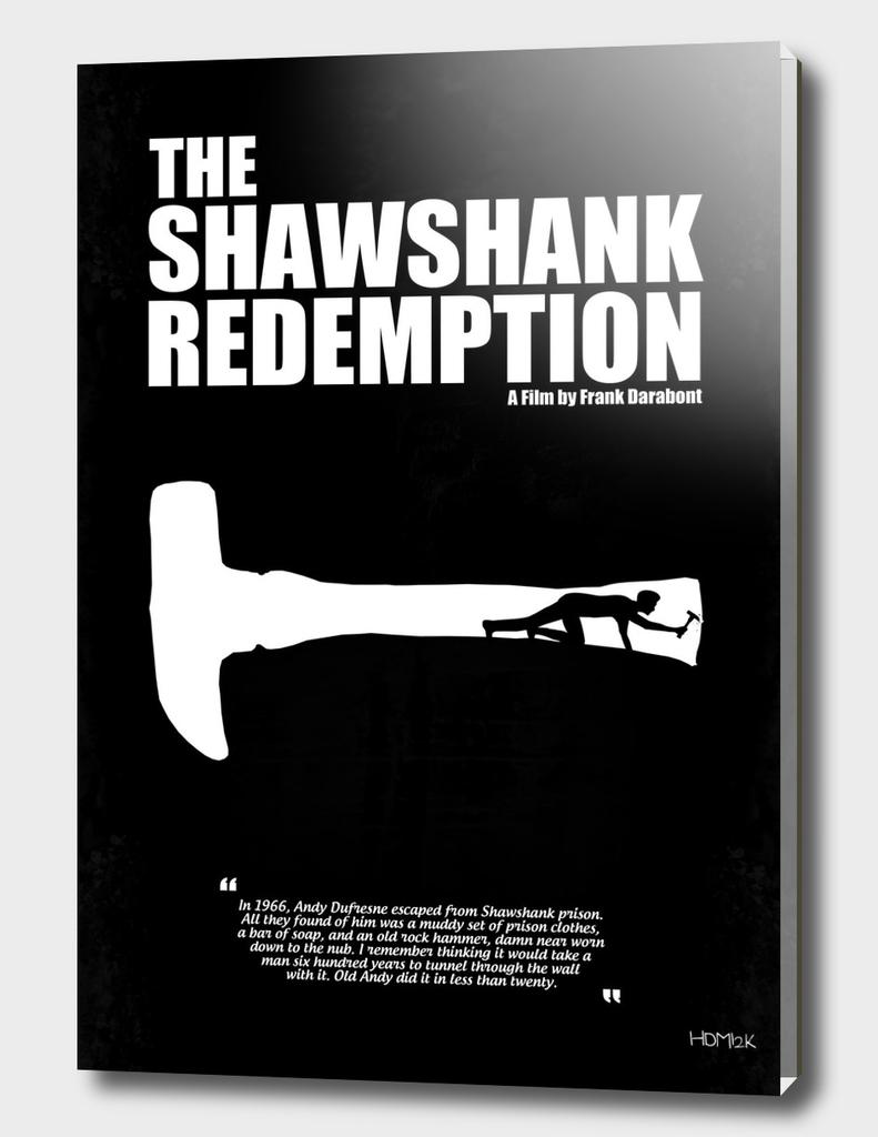 The Shawshank Redemption - A Minimal Movie Poster.