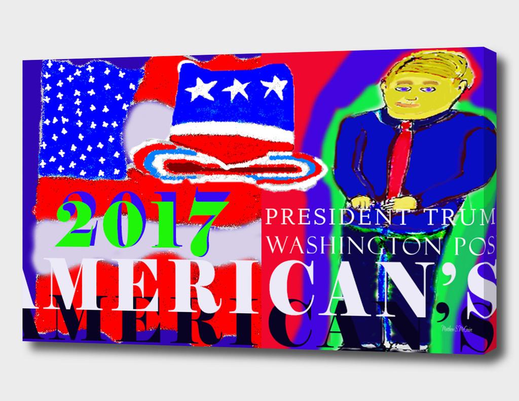 President.Trump.Flag.2017