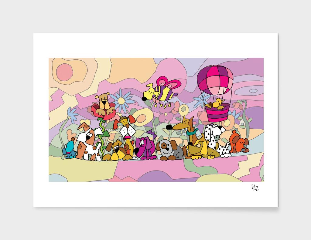 Dogs_Print