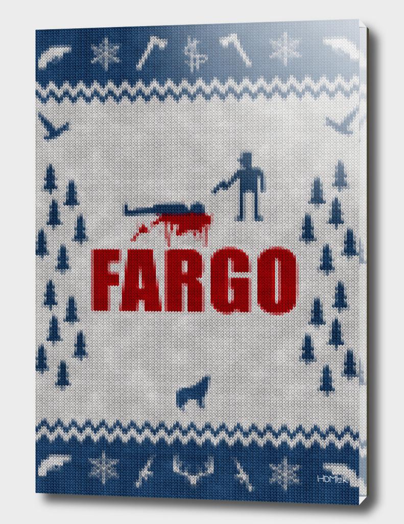 Fargo - Minimal Alternative Movie / TV series Poster