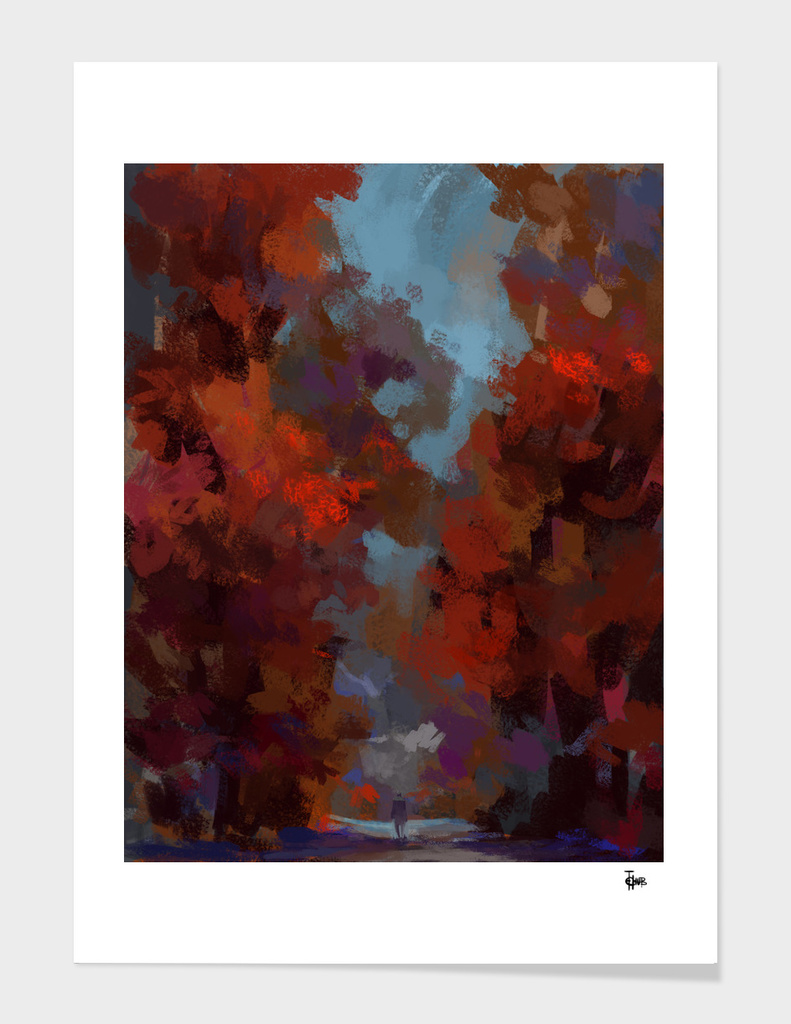 Paint Autumn