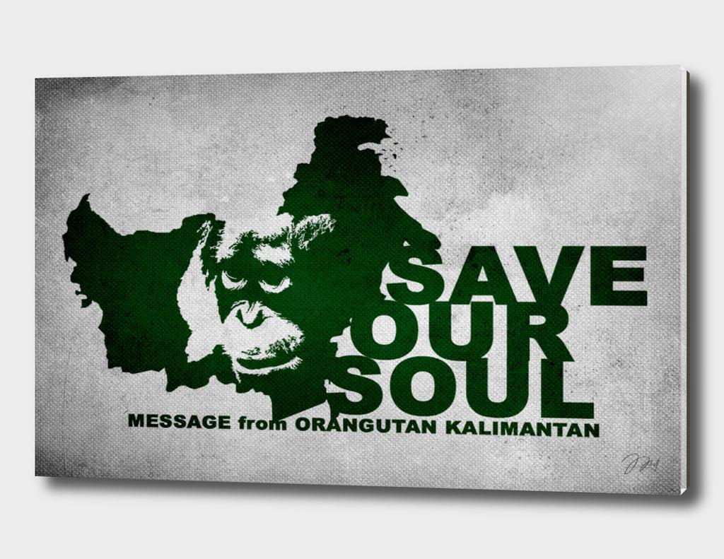 Save OrangUtan