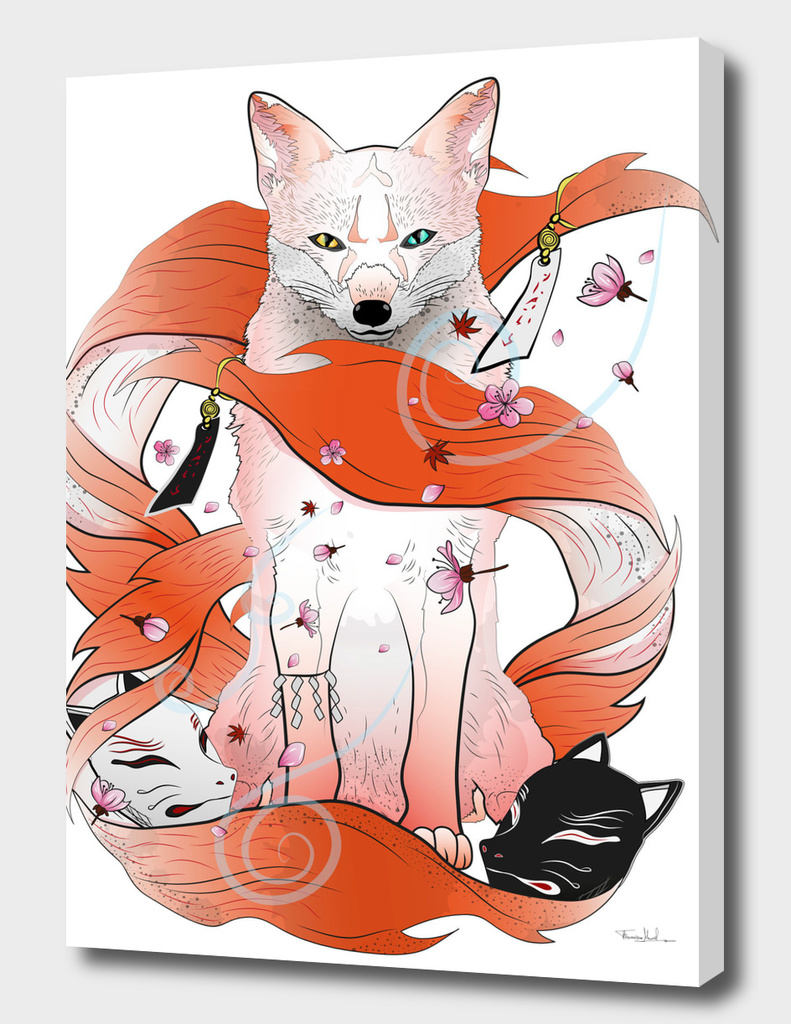 Red Kitsune