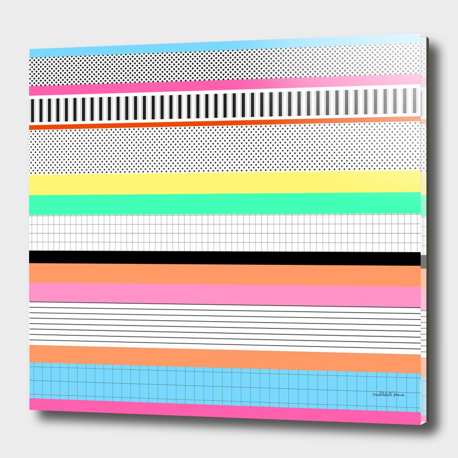 stripes bands