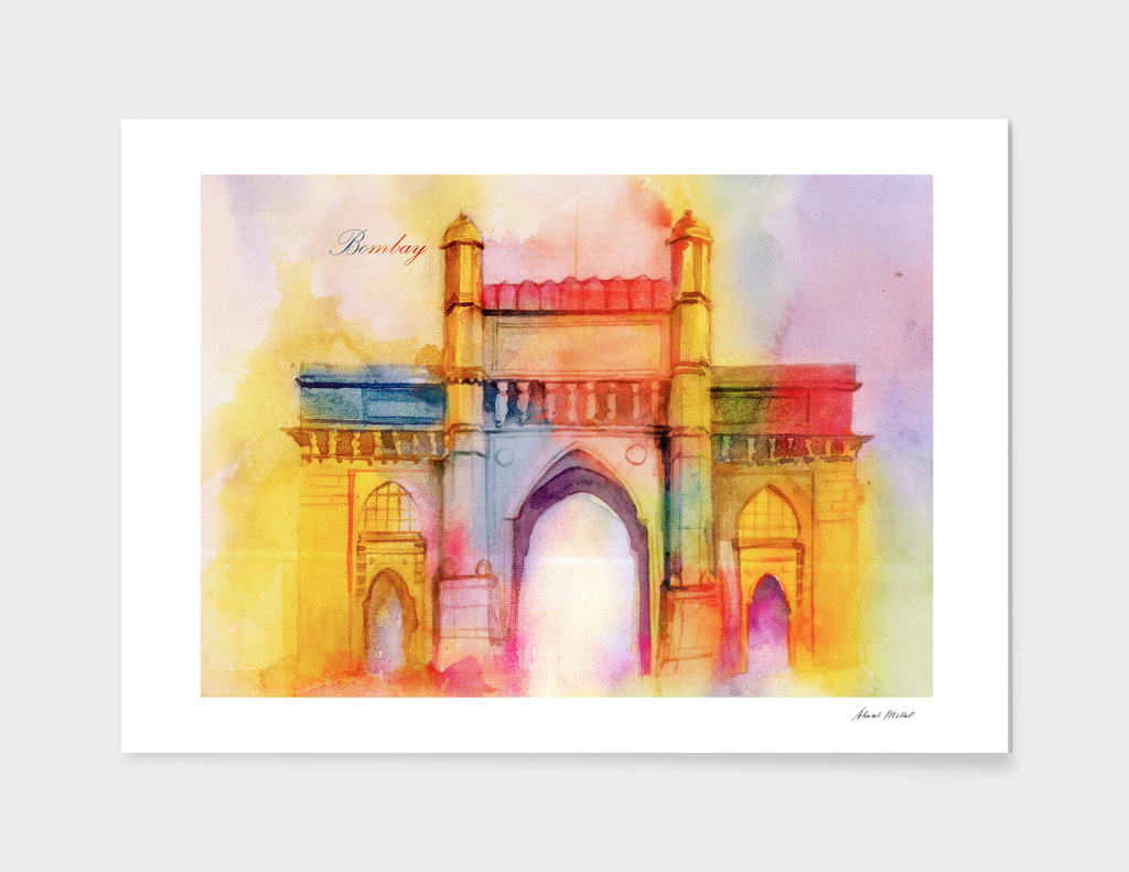 Colours of Bombay - Gateway Of India